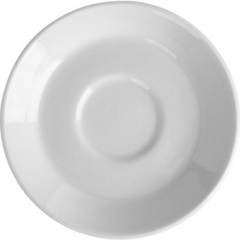 Блюдце 11.75 см WHITE, STEELITE 3022027
